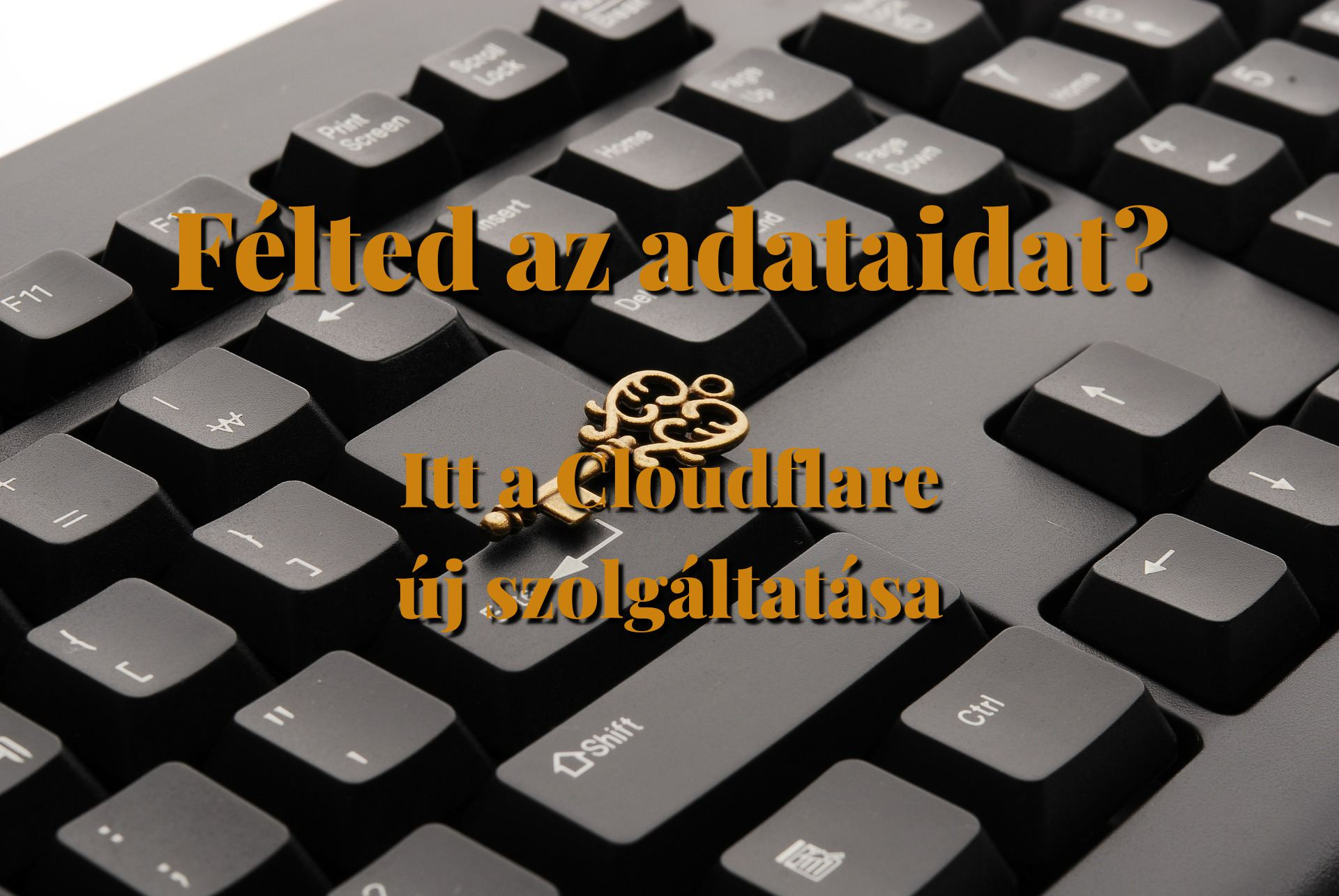 Cloudflare adatvédelem DNS szolgáltatása