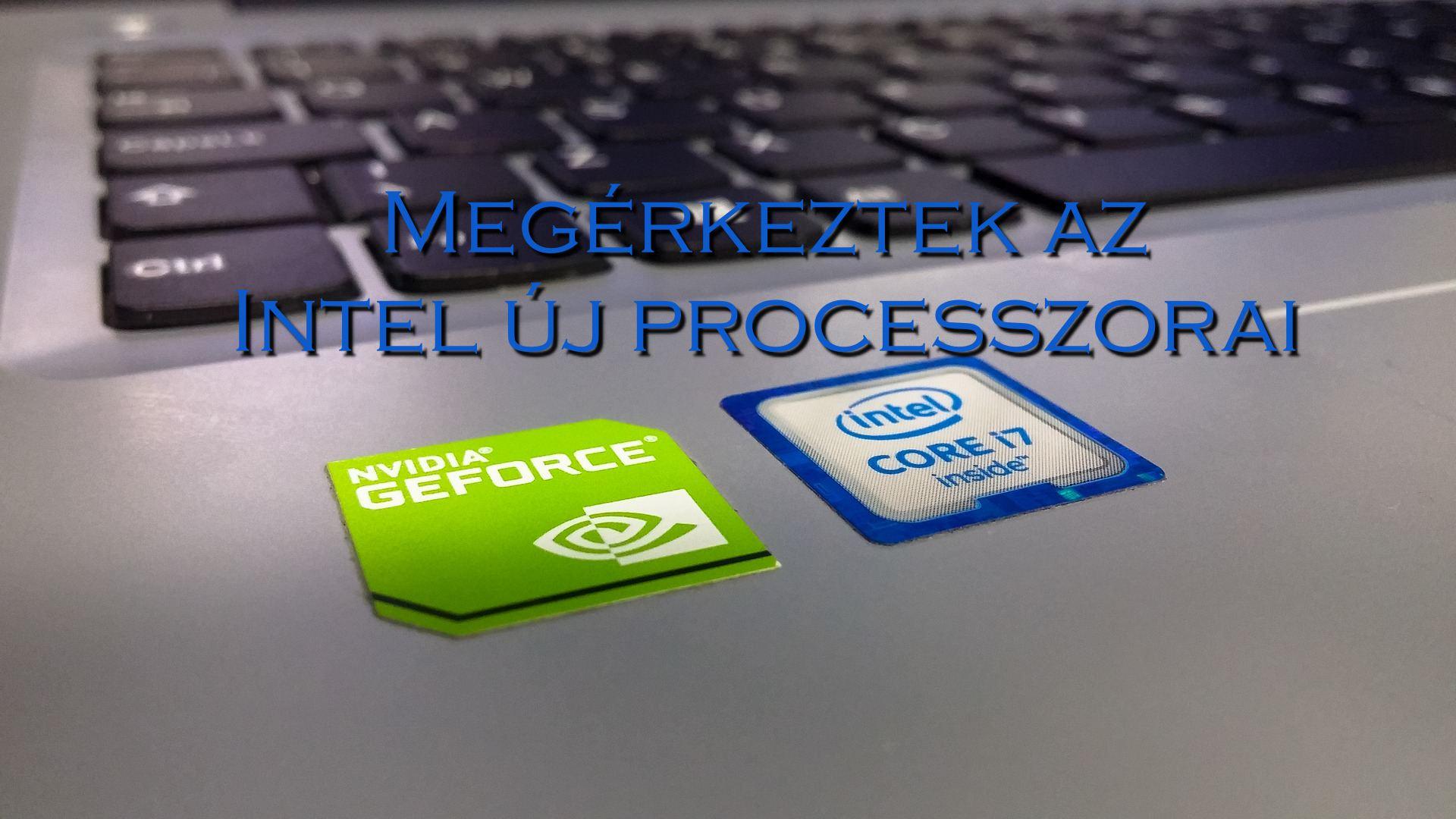 Intel új processzor