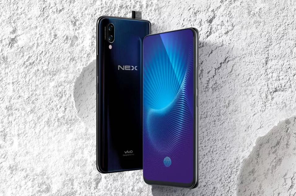 Elkészült a Vivo legújabb telefonja a NEX