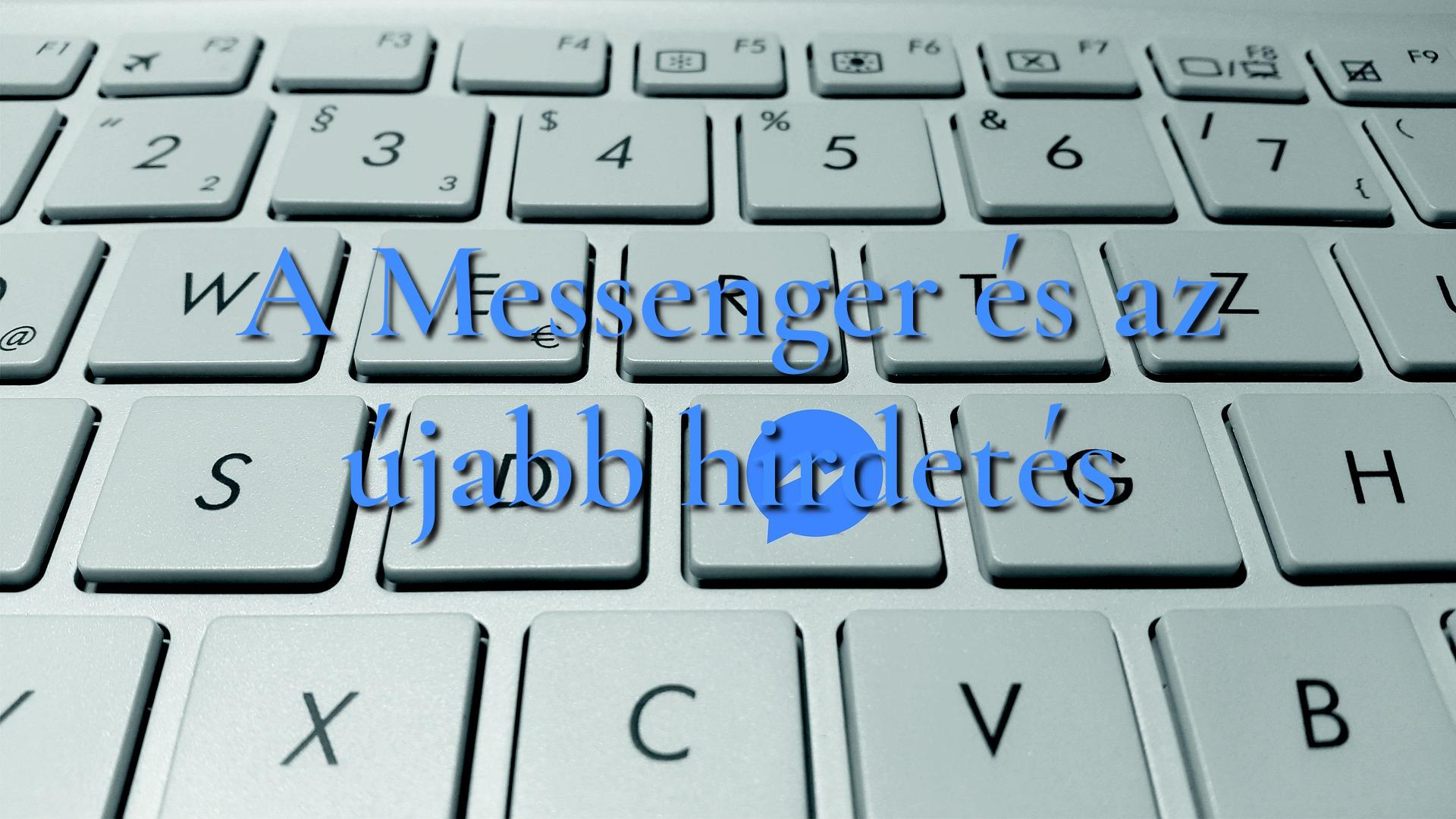 Messenger és az újabb hirdetés
