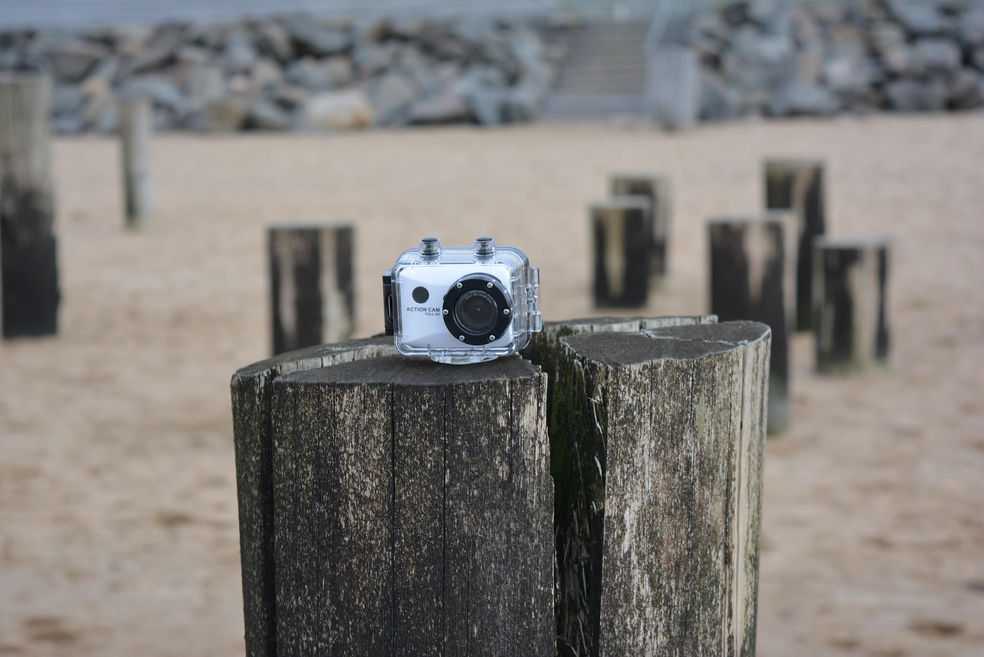 Fesztivál kütyük 2018 akció kamera