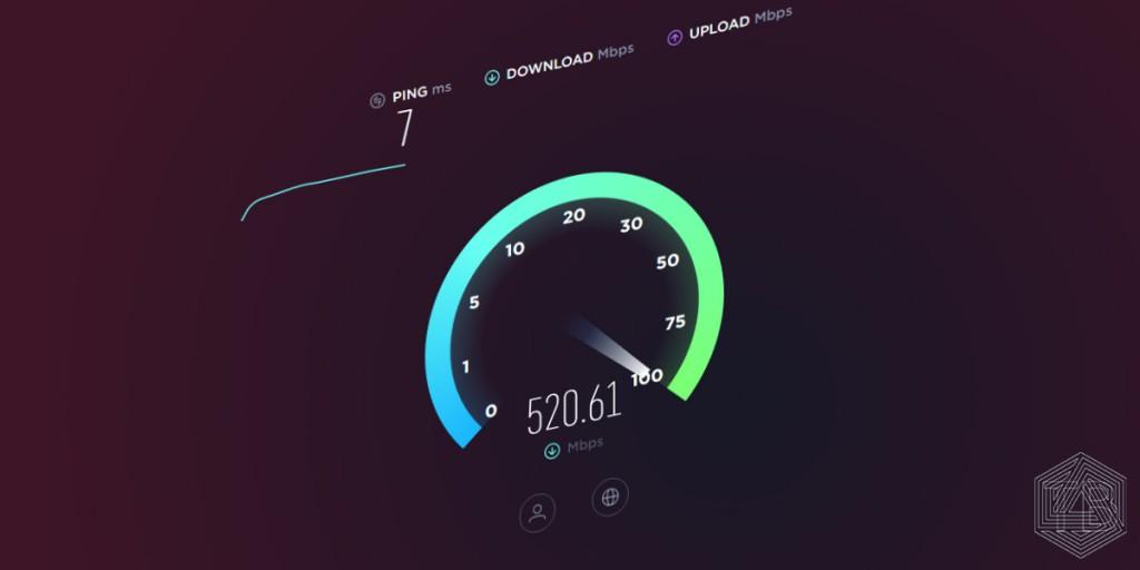 speedtest.net internetsebesség mérés