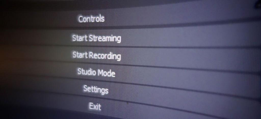 Stream programok