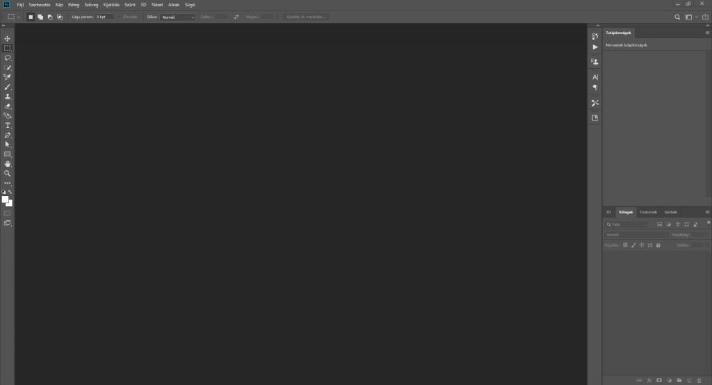 Adobe Photoshop CC képszerkesztő program