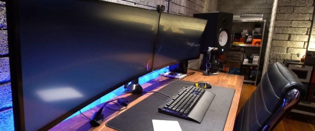 Több monitoros elrendezés
