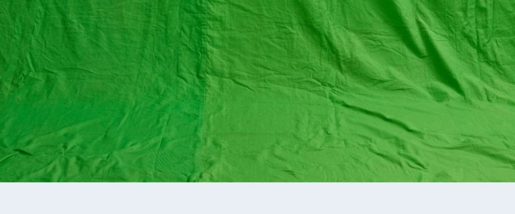 gyűrődött zöld háttér